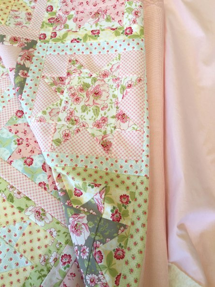 quilt with binding
